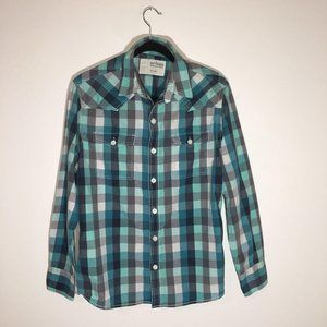 Men's Urban Pipeline Western Style Button Up Shirt